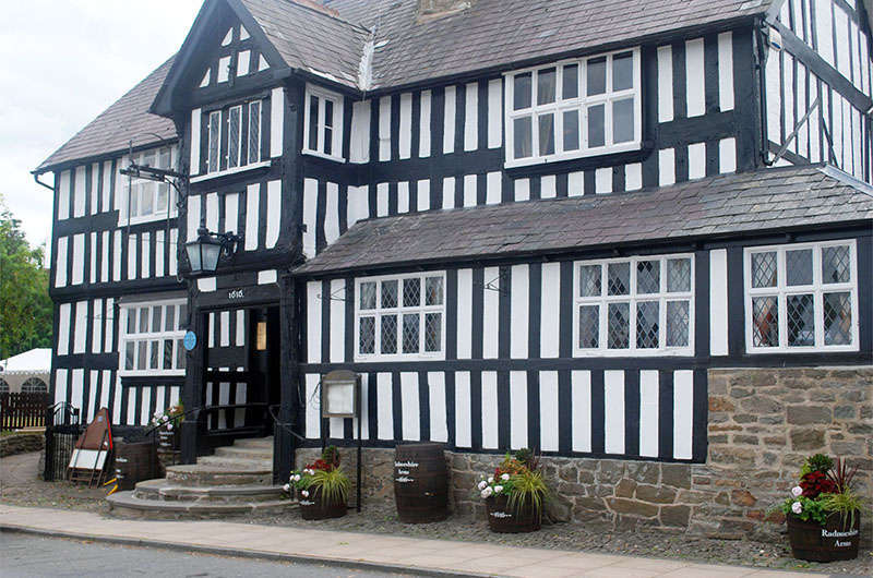 The Radnorshire Arms Hotel Gallery